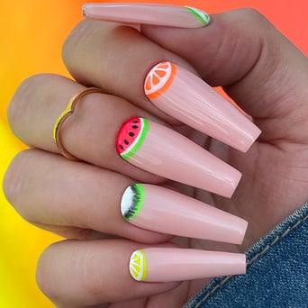 LEL_Fruit Design_Nails