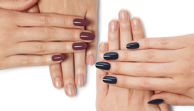 CND Shellac Healthy Polished Nails