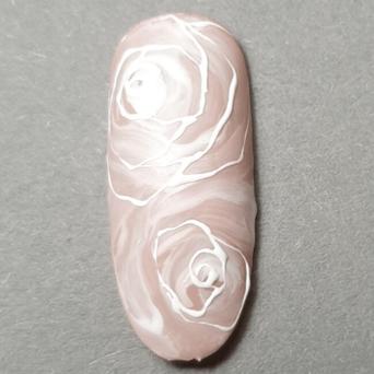 pastel rose 6